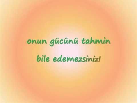 Dua -Allah'a Tevekkul Etmek -Turkish/Turkce