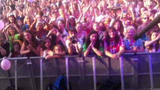 James Cottriall - By Your Side Live at Donauinselfest 2014