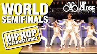 (UC) Sorority - New Zealand (Varsity Division) @ HHI's 2015 World Semis