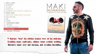14. Maki - Presumida (Feat. Borja Rubio) (Lyrics)