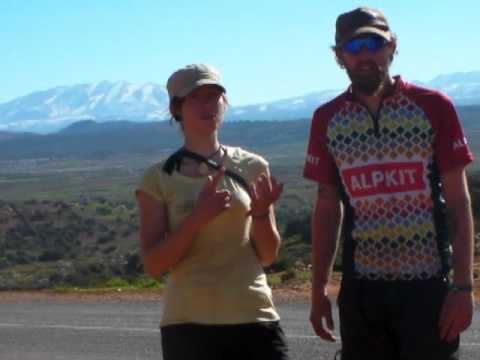 2010 Till When? World Bicycle – Morocco Part 2