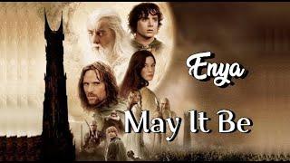 ♪ Enya - May It Be (Tradução) Tema do Filme Senhor dos Anéis ♪