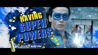 A FLYING JATT THEATRICAL
