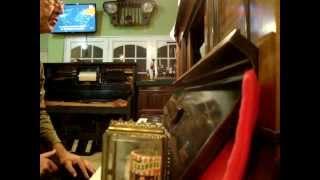 El Relicario, Couplet de J. Padilla en pianola x Horacio Asborno desde Viedma, Argentina
