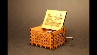 The Godfather Carillon (Music Box), Plays The Godfather Music