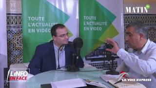 L'Info en Face avec Jalal Benhayoun, Directeur Général Portnet