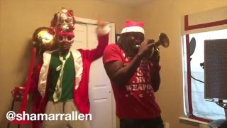 Shamarr Allen - This Christmas