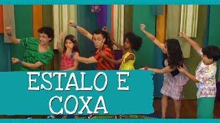 Estalo e Coxa (Música: Pipoca) - Palavra Cantada