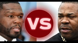 50 Cent DISS Busta Rhymes Neck AGAIN, Busta Rhymes Response Doesnt Land