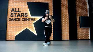 Notorious Big - Going back to Cali. Hip-hop Choreo by Влад Лютенко. All Stars Workshop 10.2015