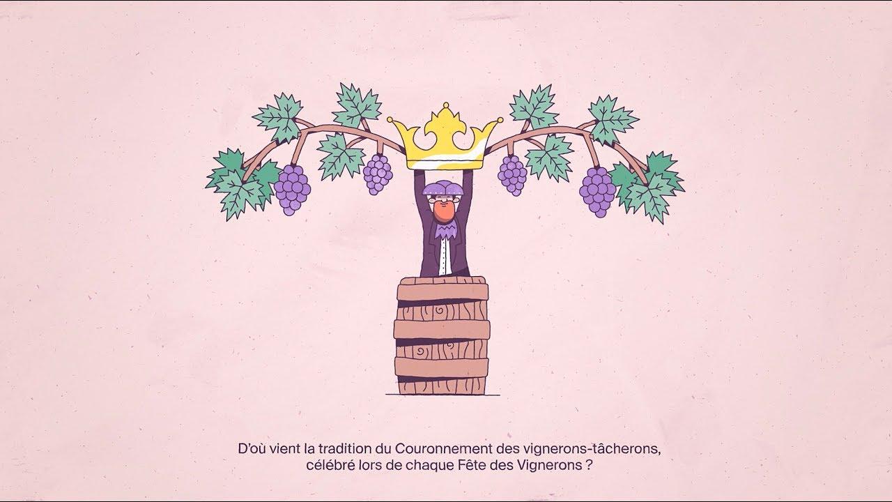 Fête des Vignerons: qu'est-ce que le Couronnement?