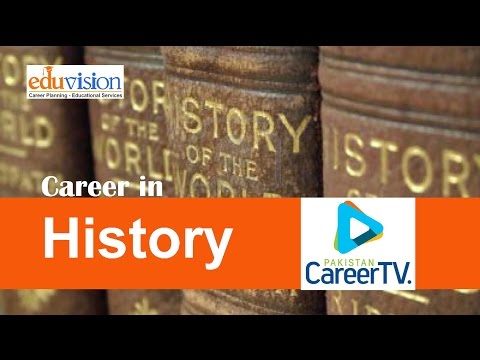 Career in History