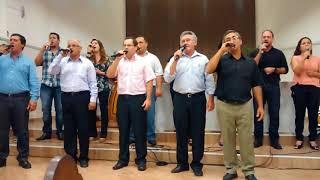 Ministério Esperança e Quarteto Maranata - Santo Somente é o Senhor