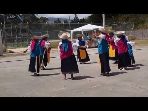Traditional Ecuadorian Dance – Quito Ecuador