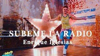 Enrique Iglesias – SUBEME LA RADIO ft  Descemer Bueno, Zion & Lennox | ZUMBA FITNESS 2017 |