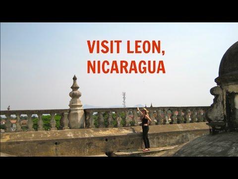 Visit Leon Nicaragua | Family Travel | Raising Biz Kidz
