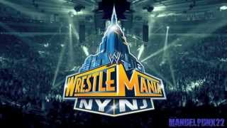 "Wrestlemania 29 Theme song ""Kevin Rudolf Ft Nas-NYC"""