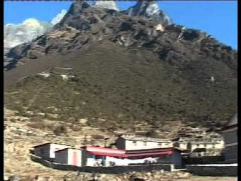 Solukhumbu on the way to Mt. Everest