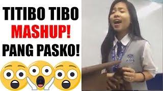 Titibo tibo x Kumukutikutitap Mashup, Sakto pang Pasko!