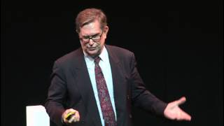 You are a Simulation & Physics Can Prove It: George Smoot at TEDxSalford