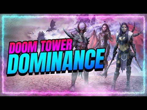 The PERFECT Doom Tower Team?! | RAID Shadow Legends