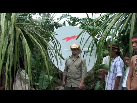 AMAZONICA – Internet Antenna launching ceremony