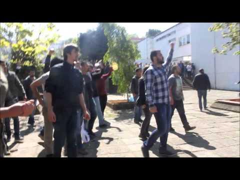 KTÜ Kolektif faşist saldırıyı püskürtüyor