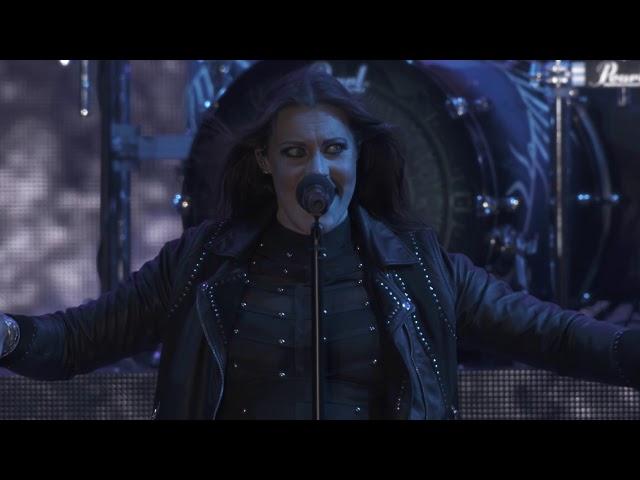 Nightwish Live Performance Bloodstock