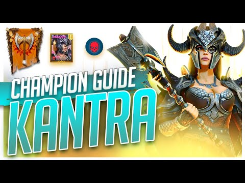RAID | Champ Guide | Kantra the Cyclone