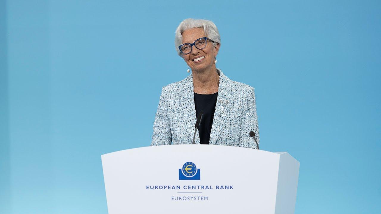 Riunione BCE: diretta streaming della conferenza di giugno 2021
