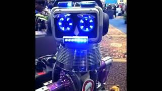 "Lockheed Martin ""Sprockit"" robot"
