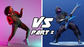 Professional Dancers Try The Fortnite Dance Challenge • Part 2 width=