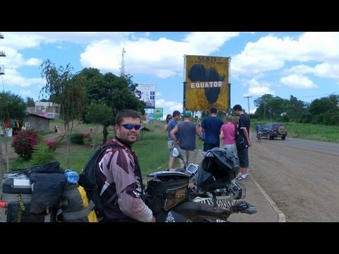 London to South Africa Motorcycle Expedition : Kenya (F800GS)