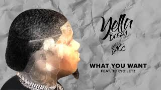 """Yella Beezy - What You Want"""" feat. Tokyo Jetz (Official Audio)"""