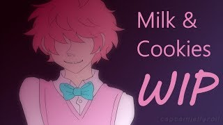 [APH] Milk & Cookies - Animation (CANCELLED)