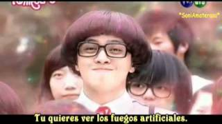 Hi! My SweetHeart OST Ai feng tou sub español HD
