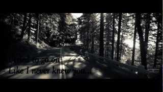 Incomplete (With lyrics) - Backstreet Boys