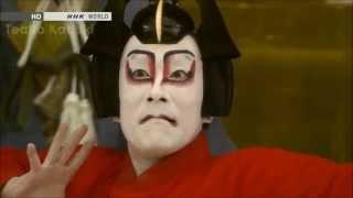 Escenas del Teatro Kabuki