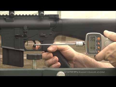 Video: Crosman MTR77 Nitro Piston - Airgun Reporter Episode #97   Pyramyd Air