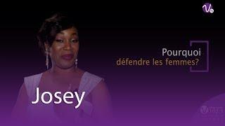 Josey : pourquoi je veux faire un feat avec Viviane
