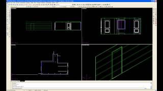 """InteriCAD T5 - Projekt apartamentu 6.3 - Modeling - """"Wycinanie w ścianie"""""""