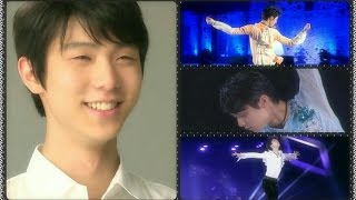 【MAD】羽生結弦 You Raise Me Up