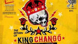 One Of A Kind_King Chango