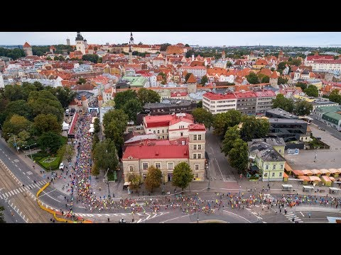 tallinn marathon virtual run