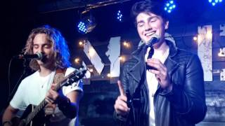 Castle On The Hill - Brendan Murray feat Manel Navarro