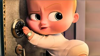 THE BOSS BABY All Movie Clips + Trailer (2017) width=