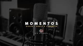 Didier + Doble A + Juanito - Momentos (O.D Records)