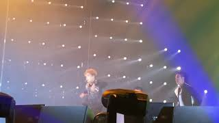 [Pit Fancam] Jimin - Serendipity Solo Stage _ Love Yourself Tour in LA Day4