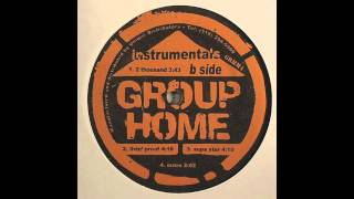 Group Home - 2 Thousand (Instrumental)