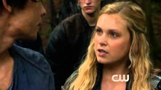 Bellamy and Clarke 1x02